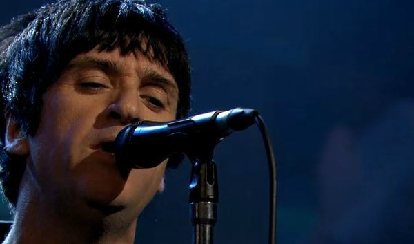 Johnny Marr on Fallon