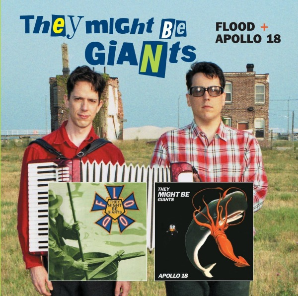 They Might Be Giants - Flood + Apollo 18