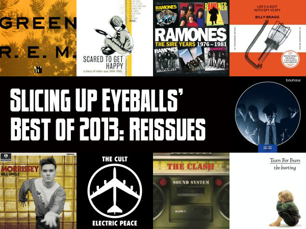 Best of 2013 reissues