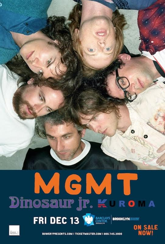 MGMT Dinosaur Jr