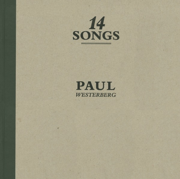 Paul Westerberg, '14 Songs'