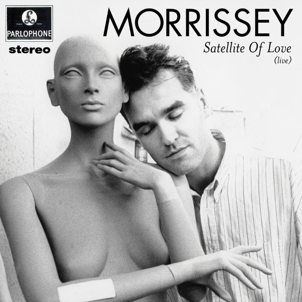 Morrissey, 'Satellite of Love' (Live)