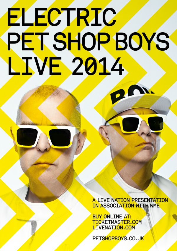 Pet Shop Boys Live 2014