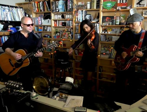 Pixies 'Tiny Desk Concert'