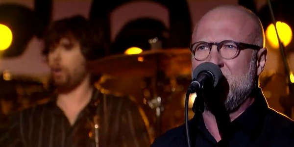 Bob Mould announces new album 'Beauty & Ruin,' plays 'See a Little Light' on Letterman