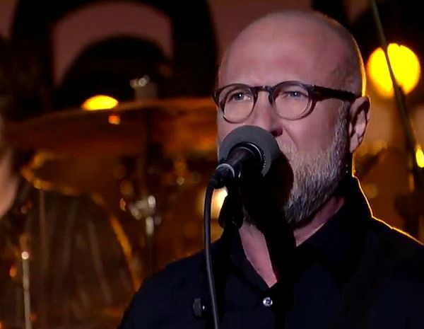 Bob Mould on David Letterman