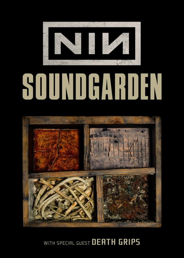 NIN + Soundgarden