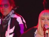 Blondie's Debbie Harry joins Arcade Fire at Coachella to sing 'Heart of Glass'