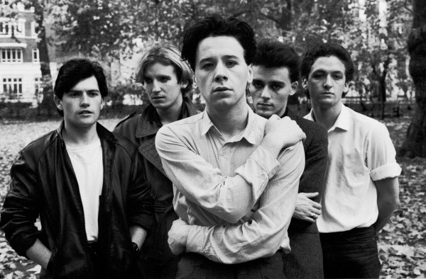 Simple Minds in Mad World