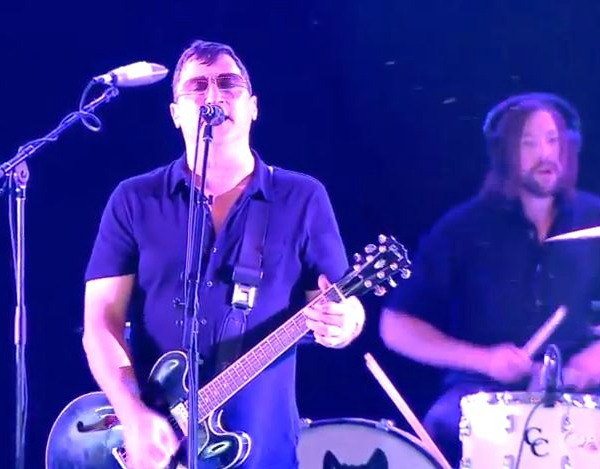The Afghan Whigs at Coachella