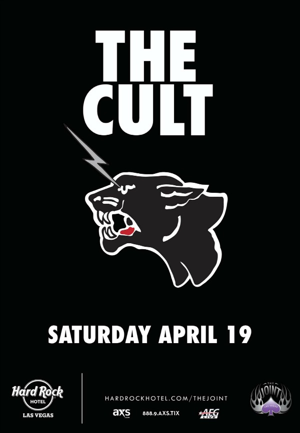 The Cult Las Vegas