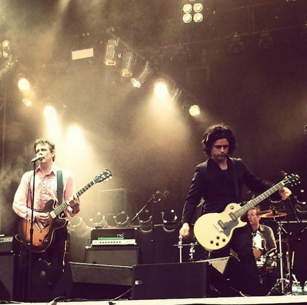 The Replacements + Billie Joe Armstrong