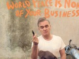 Stream Morrissey's 'World Peace Is None Of Your Business' a week ahead of release