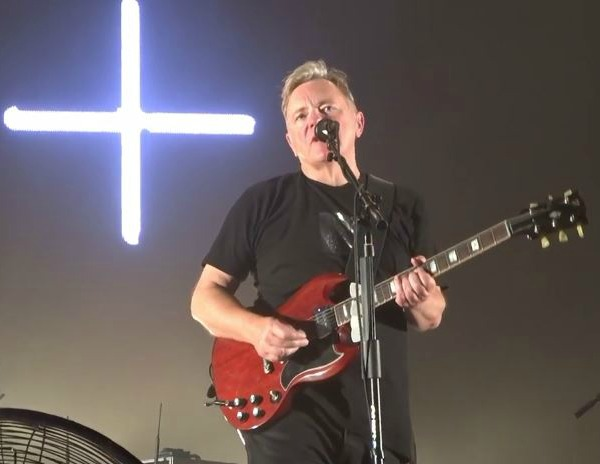 New Order in San Francisco