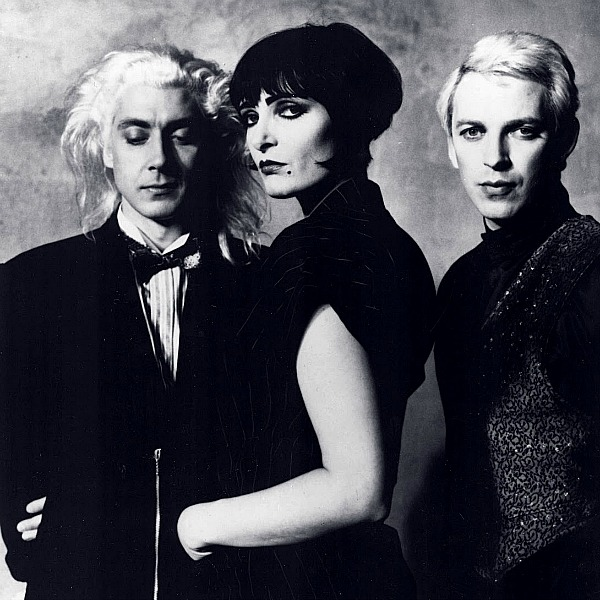 Siouxsie and the Banshees circa 'Peepshow'
