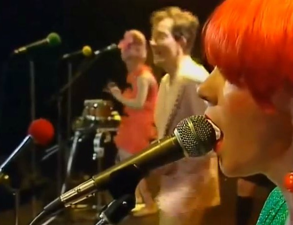 The B-52s live