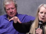 Watch: Tina Weymouth, Chris Frantz talk Talking Heads, Tom Tom Club in 2½-hour Tokyo lecture