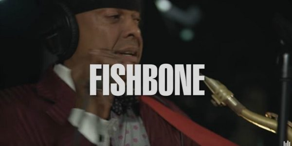 Video: Fishbone performs at KEXP's Seattle studios — watch full 30-minute set