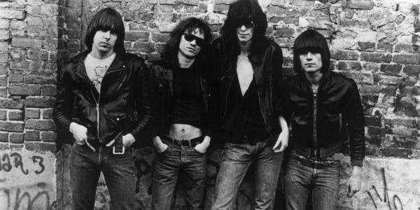 Ramones to release 10-disc set of pre-1980 7-inch singles for Record Store Day