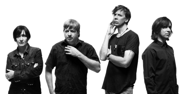 New releases: Thurston Moore, Miracle Legion's Mark Mulcahy, Pet Shop Boys, U2