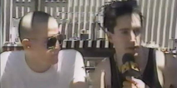 '120 Minutes' Rewind: Checking in with Nine Inch Nails at Lollapalooza 1991