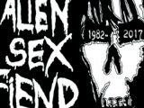 Alien Sex Fiend's 35-year goth history to be cataloged on new 3-disc 'Fiendology' set