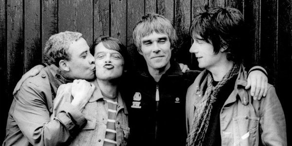 The Stone Roses broke up — again — 2 years ago, John Squire just now confirms