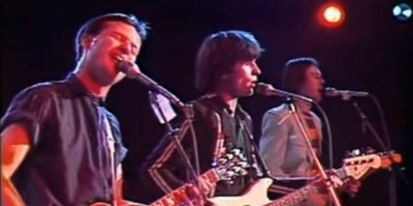 Vintage Video: 'Drums and Wires'-era XTC live performance