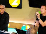 Watch: OMD covers David Bowie's classic anthem 'Heroes' live on BBC Radio 2
