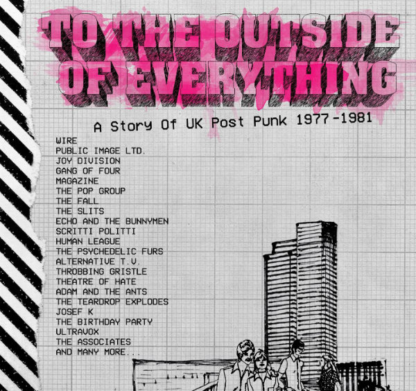 To The Outside Of Everything 5 Disc Box Set To Chronicle