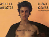 Richard Hell and the Voidoids' 'Blank Generation' to be expanded with unreleased material