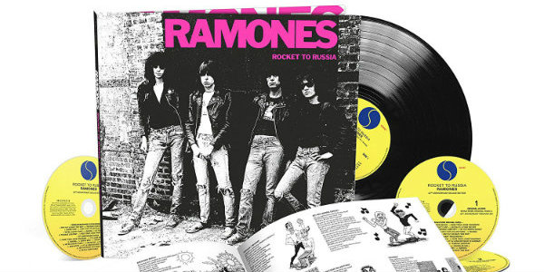This week's new releases: Ramones, The Fall, XTC, Big Country, Richard Hell, INXS