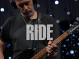 Watch: Ride digs into 'Weather Diaries,' revisits old favorites in 40-minute KEXP set