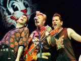 The Stray Cats to reunite for first performance since 2009 at Las Vegas rockabilly festival