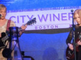 Watch: Kristin Hersh and Tanya Donelly reunite onstage for a little 'Two Step' in Boston