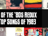 Top 100 Songs of 1983: Slicing Up Eyeballs' Best of the '80s Redux — Part 4