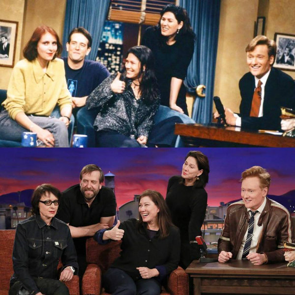 watch the breeders return to conan o brien s show after 25 years