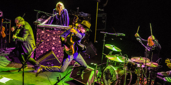 The Waterboys return with new album 'Where the Action Is' — stream the first single