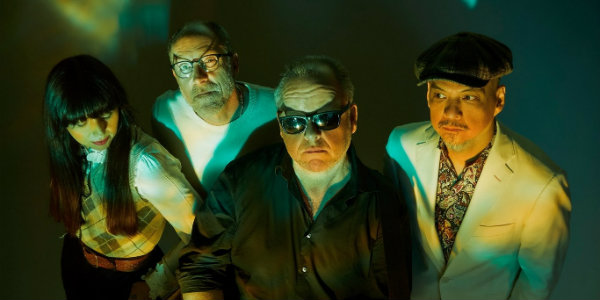 Pixies serve up animated video for 'Catfish Kate' — second single off 'Beneath the Eyrie'