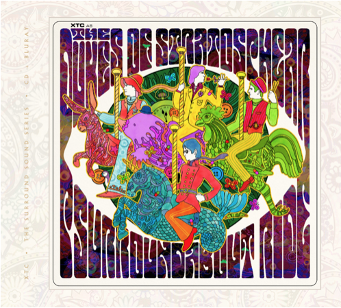 Xtc S Dukes Of Stratosphear Albums Freshly Remixed For New