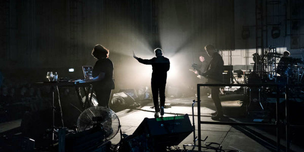 New Order's 'Decades' film to receive U.S. premiere on Showtime in December