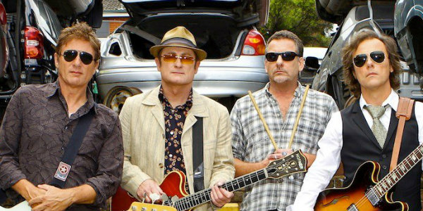 Hoodoo Gurus' new single 'Get Out of Dodge' features members of The Bangles, The Cowsills