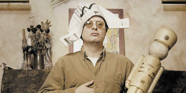 XTC's Andy Partridge to launch 'My Failed Songwriting Career' series with 4-song EP