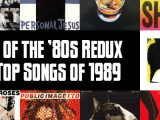 Slicing Up Eyeballs' Best of the '80s Redux: Vote for your favorite songs of 1989