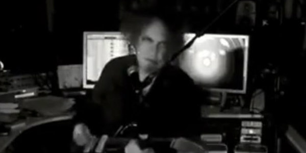 Robert Smith performs 3 songs off The Cure's 'Faith' for charity livestream