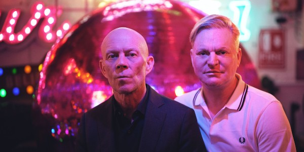 Erasure announces 24-date North American tour in support of 'The Neon' next year