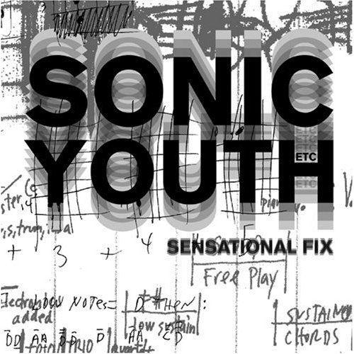 Sonic Youth's new book 'Sensational Fix' to include 4 unreleased tracks on vinyl