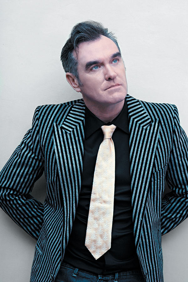 Morrissey's 'Years of Refusal' tour marred by cancellations, immigration trouble