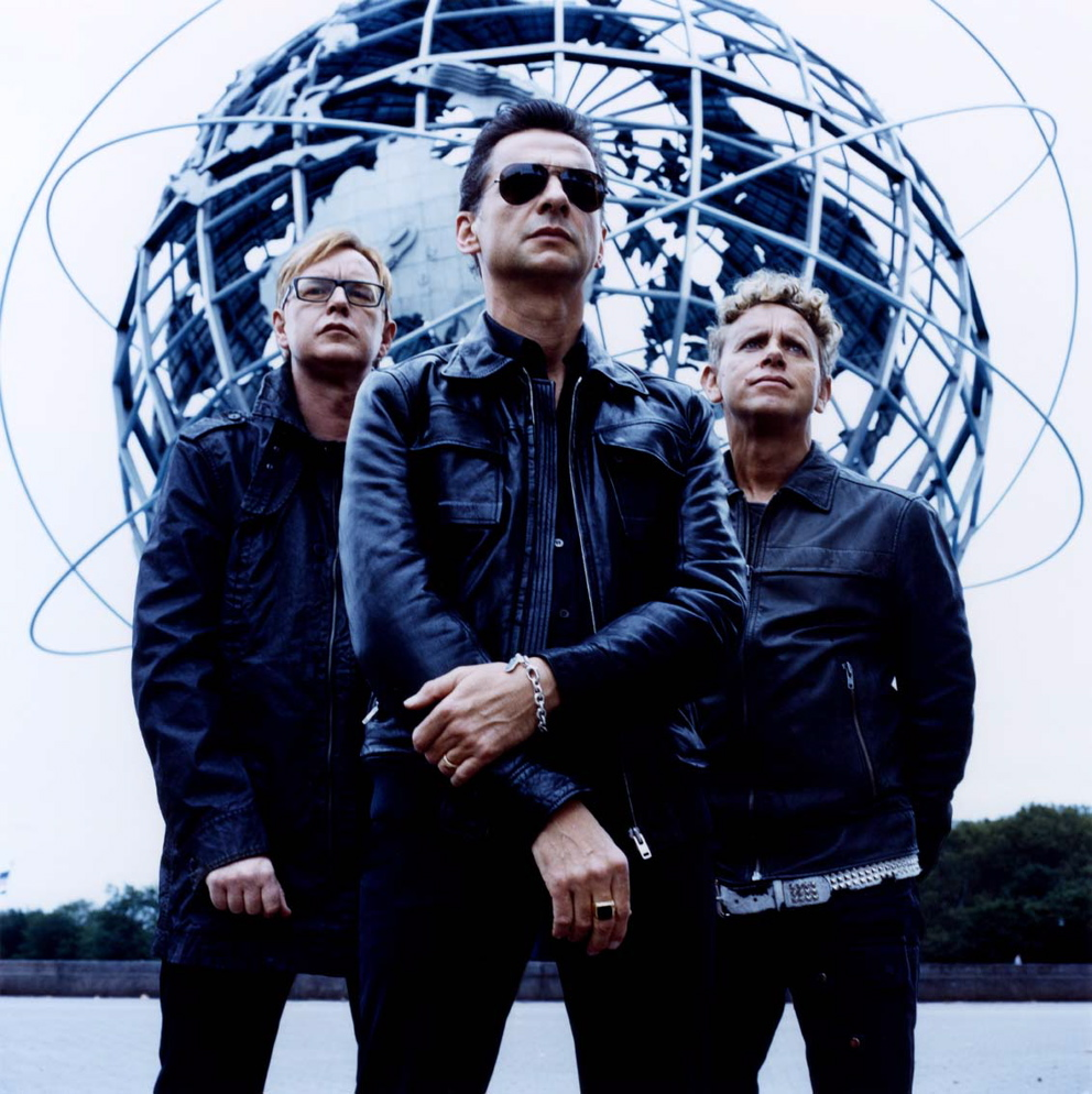 Depeche Mode reveal venues for U.S. leg of 'Tour of the Universe'