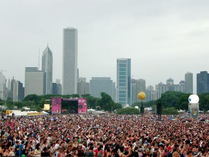 Report: Jane's Addiction, Depeche Mode and Beastie Boys to headline Lollapalooza